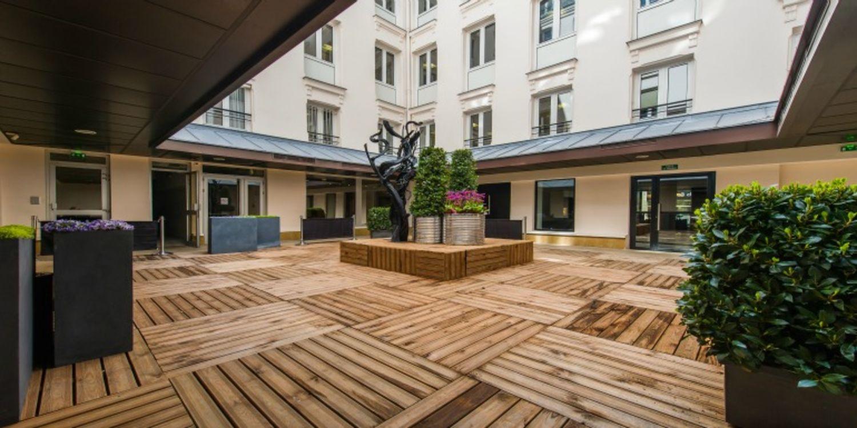 location pavillon daunou