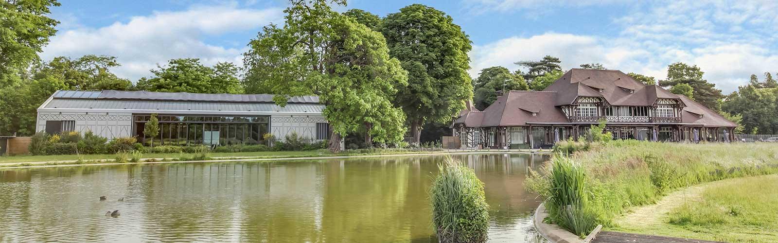 location pavillon des étangs